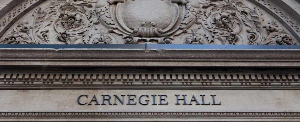 Carnagie Hall
